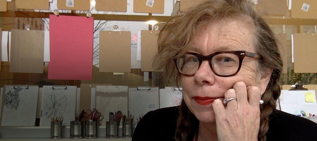 Lynda Barry image