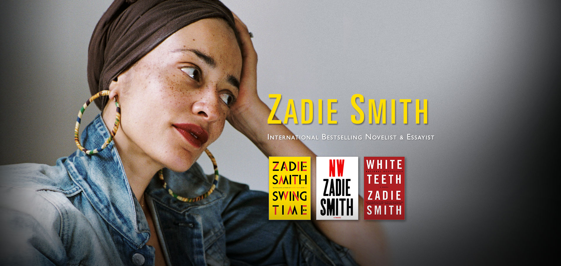 Zadie Smith image
