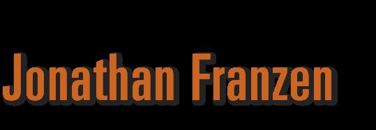 Franzen harper's essay