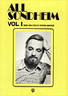 All Sondheim, Vol. 1