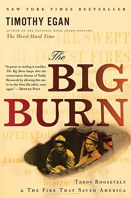 The Big Burn – Teddy Roosevelt and the Fire That Saved America