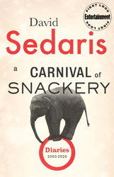 A Carnival of Snackery, Diaries (2003-2020)