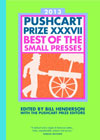 The Pushcart Prize XXXVII : Best of the Small Presses